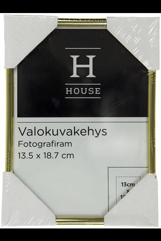House valokuvakehys 13x18cm kuvalle