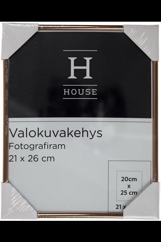 House valokuvakehys 20x25cm kuvalle