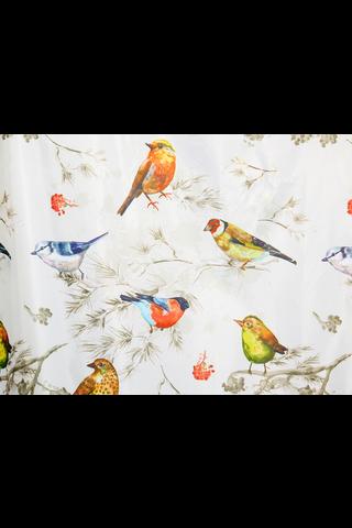 House suihkuverho Birds 180x200cm