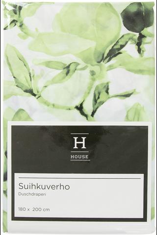House Bloom-suihkuverho