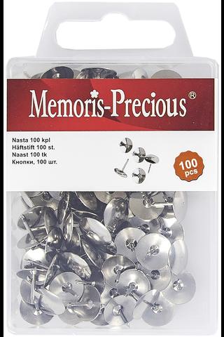 Memoris Precious nasta 100kpl nikkeli