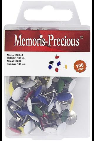 Memoris Precious nasta 100kpl värilajitelma