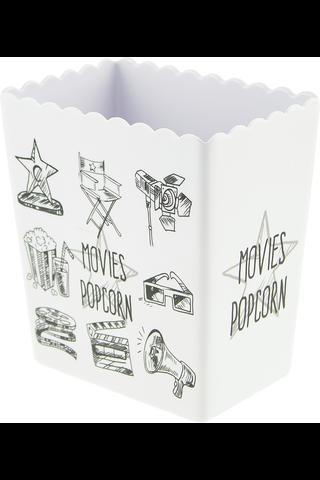 House popcorn-astia leffaan