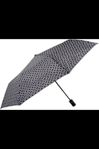 House 206H301811 kokoontaitettava sateenvarjo puoliautomaattisella mekanismilla