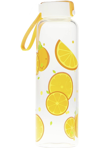 House vesipullo 0,4 l, appelsiini