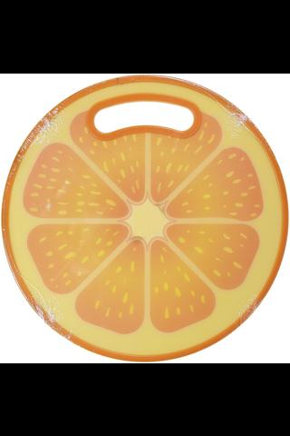 House leikkuulauta hedelmäkuviolla 30 cm, lajitelma