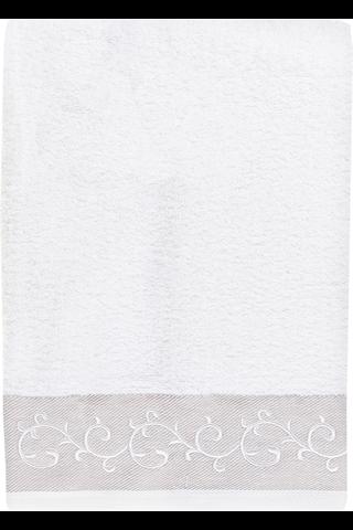House Delux käsipyyhe 50x70cm valkoinen