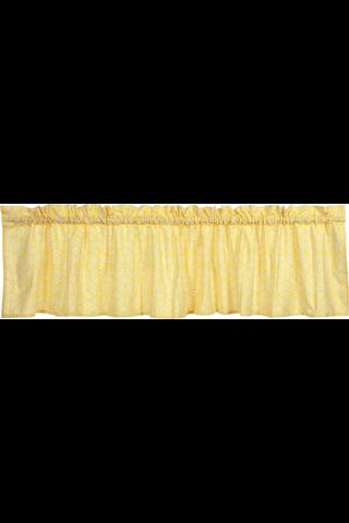 House Nino kappa 50x250cm keltainen