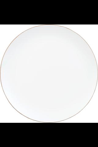 Dish Life tarjotin pajua 34 cm valkoinen