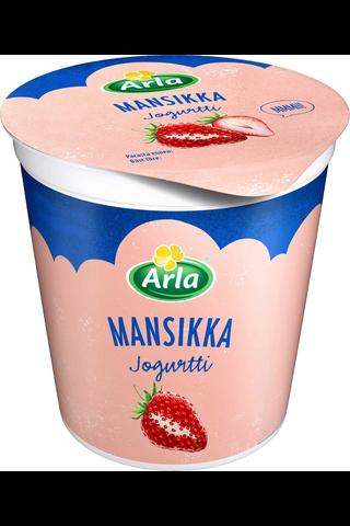 Arla 200 g Mansikka jogurtti