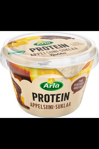 Arla Protein 200 g appelsiini-suklaa laktoositon rahka