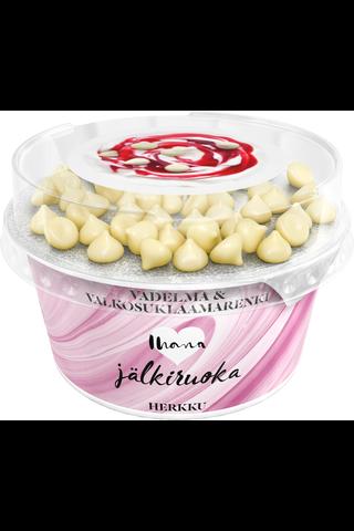 Arla Ihana Herkku vadelma & valkosuklaamarenki jogurtti 142 g