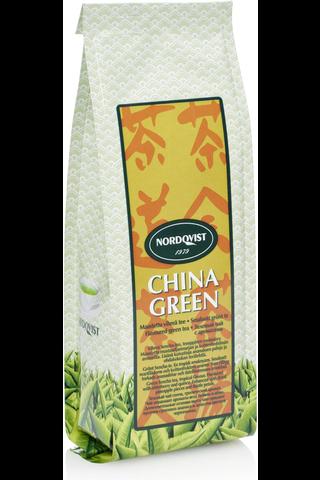 Nordqvist 100g China Green irtotee