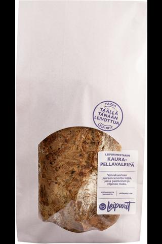 Fazer Leipurit Leipurimestarin kaurapellavaleipä 500 g