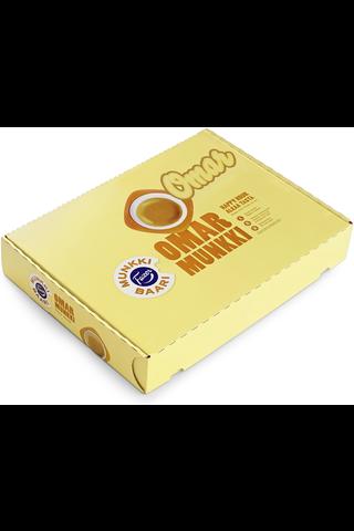 FAZER Omar munkki 12kpl/1200g kypsä sulatettava pakaste leivonnaispakaste