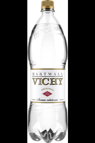 Hartwall Vichy Original 1,5 l KMP 12 pl/levy