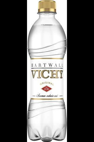 Hartwall Vichy Original 0,5l KPM 24 pl/levy