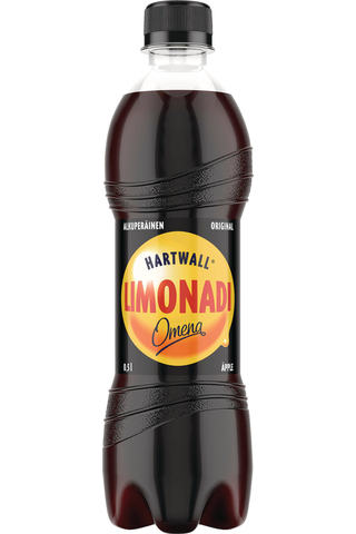 Hartwall Limonadi Omena 0,5l KPM 24pl/levy
