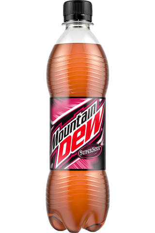 Mountain Dew Supernova  0,5l kmp 24 pl/levy