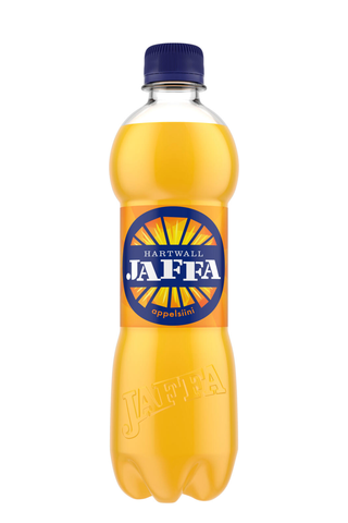 Hartwall Jaffa Appelsiini virvoitusjuoma 0,5 l