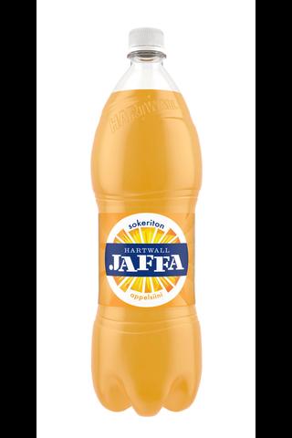 Hartwall Jaffa Appelsiini Sokeriton virvoitusjuoma 1,5 l
