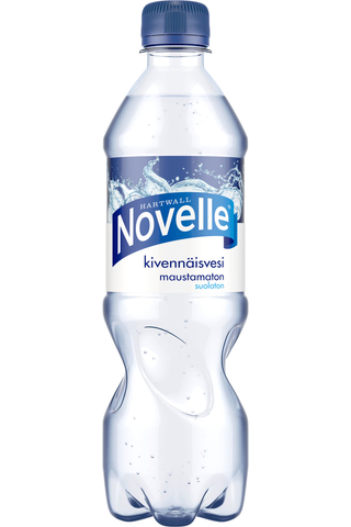 Hartwall Novelle kivennäisvesi 0,5 l
