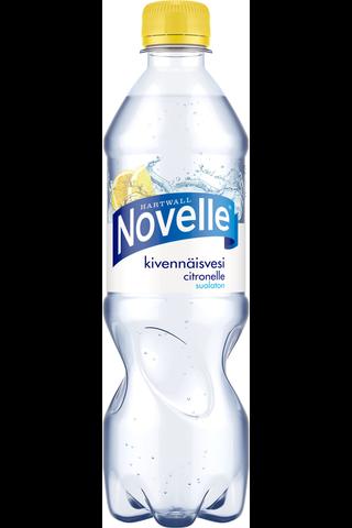 Hartwall Novelle Citronelle-Sitruuna 0,5l KMP 24pl/levy