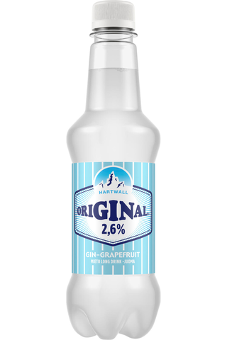 Hartwall Original long drink 2,6% 0,43 l