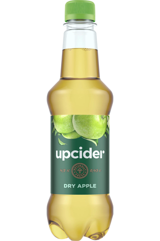 Hartwall Upcider Dry Apple 4,7% siideri 0,43 KMP 24pl/levy