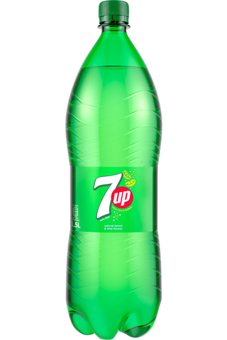 7UP 1,5 l KMP pullo