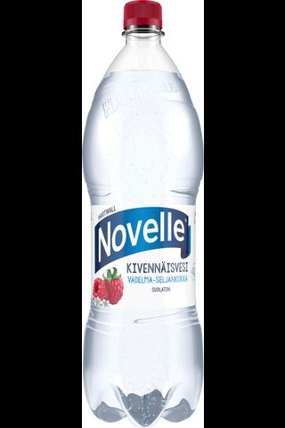 Hartwall Novelle Vadelma-Seljankukka 1,5 l KMP