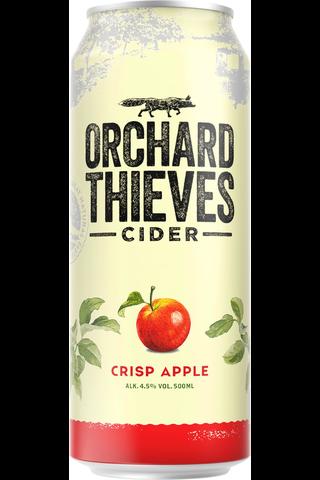 Orchard Thieves Semi-Dry Crisp Apple siideri 4,5% 0,5 l