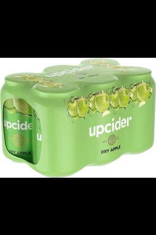 Upcider Dry Apple  4,7% 6x0,33 l tölkki