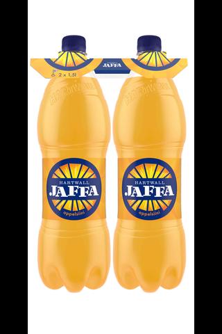 Hartwall 1,5l Jaffa Appelsiini virvoitusjuoma kmp 2-pack