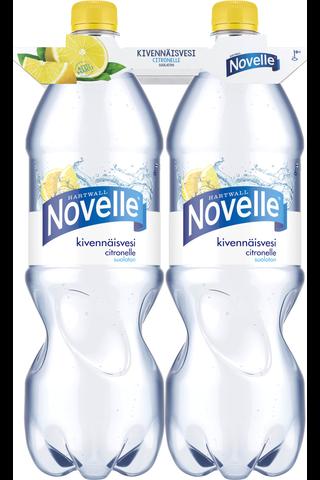 Hartwall Novelle Citronelle 2x1,5 l KMP