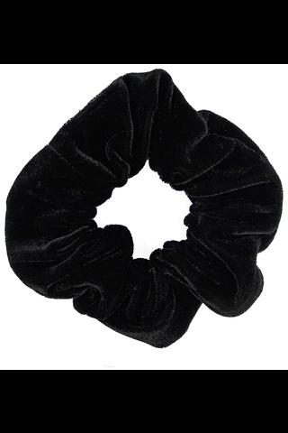 Ibero Hiusdonitsi musta sametti