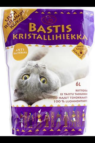 Bastis kissanhiekka 6 l