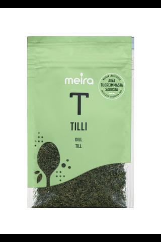 Meira Tilli 8g pussi mauste