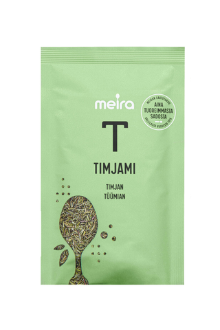 Meira Timjami 13g pussi mauste