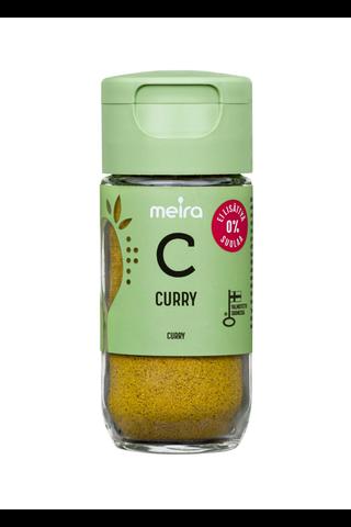 Meira Curry ei lisättyä suolaa 37g