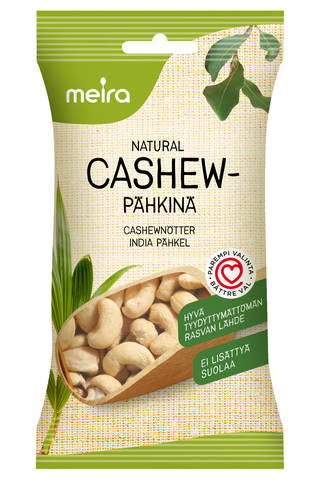 Meira Cashewpähkinä 70g