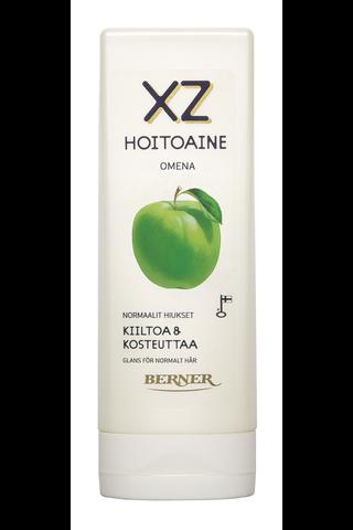 XZ 200ml Aito Omena Hoitoaine hiuksille