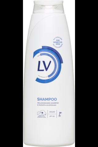 LV 500ml shampoo