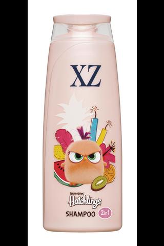 XZ 250ml Angry Birds 2in1 shampoo