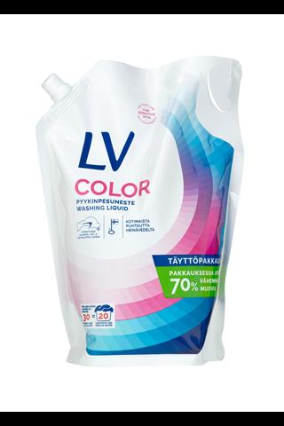 LV 1,5l Color pyykinpesuneste täyttöpussi
