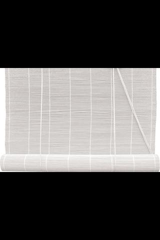 Pisla bamburullakaihdin Ming 160x170cm valkoinen