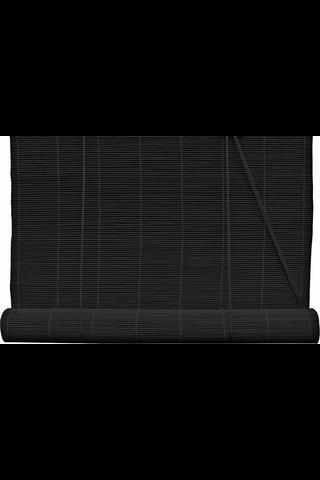 Pisla bamburullakaihdin Ming 160x170cm musta