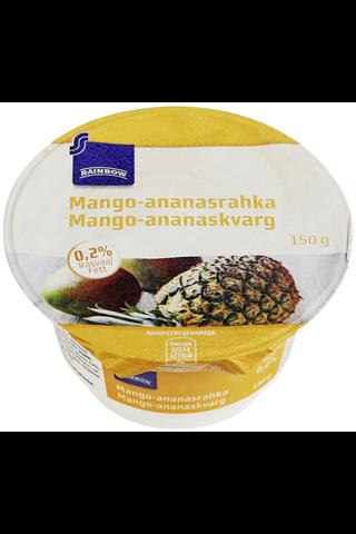 Rainbow Mango-ananasrahka 150 g