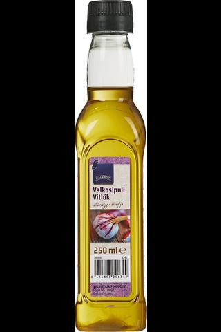 Rainbow Valkosipulioliiviöljy 250 ml