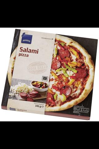 Rainbow Salamipizza 345 g